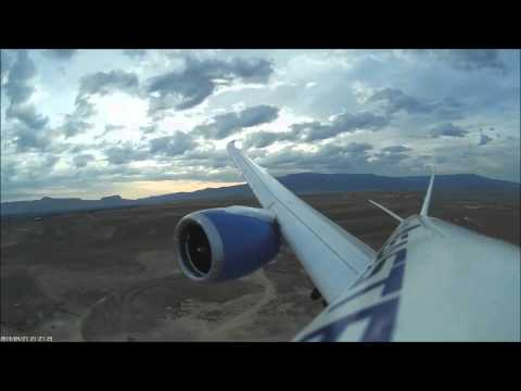 Windrider RC Dreamliner Boeing 787 Airliner Flybys including  Mounted Cameras