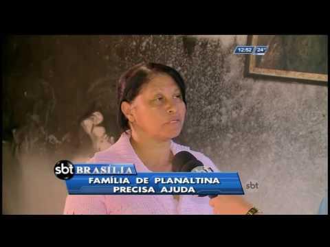 Família de Planaltina precisa de ajuda