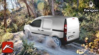 Renault Kangoo тест драйв