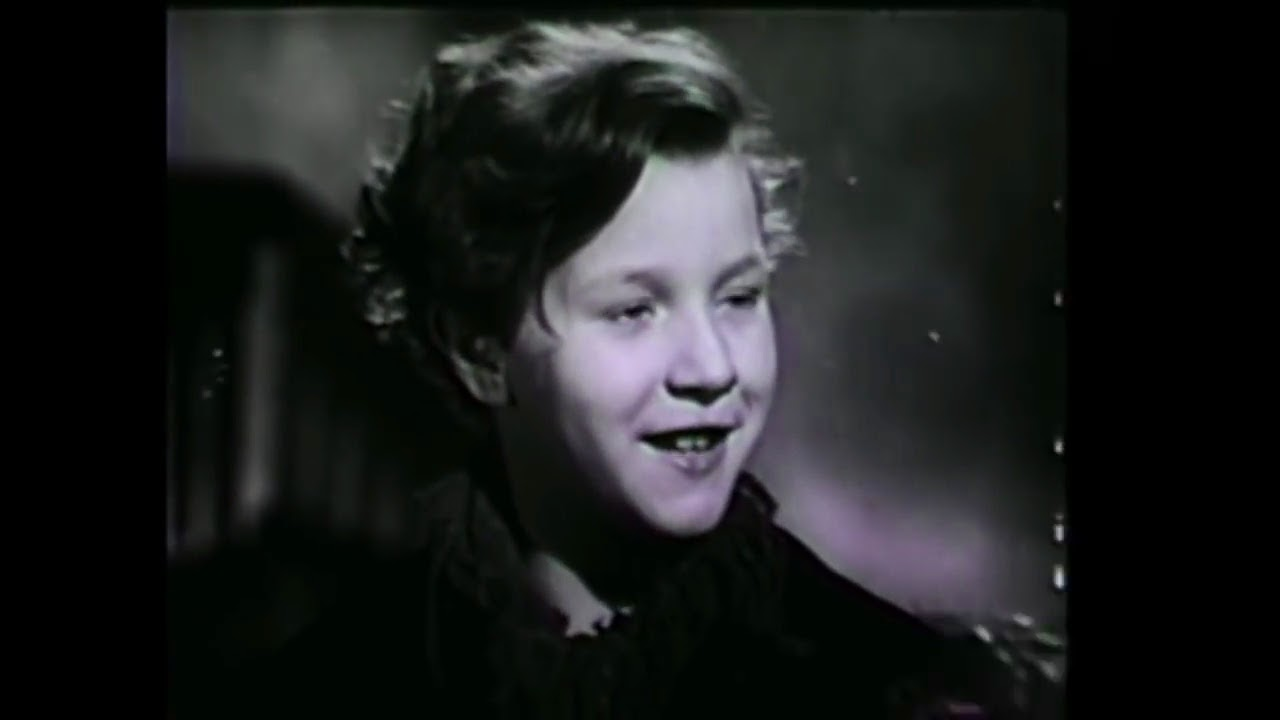 dickens scrooge a christmas carol 1951 alistair sim short digest version from 16mm - Christmas Carol 1951