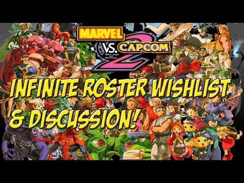 Marvel vs. Capcom: Infinite Roster Wishlist & Discussion! - YoVideogames
