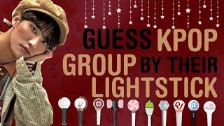 KPOP GAMES | GUESS KPOP GROUP BY THEIR LIGHTSTICK