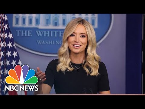 Live: White House Holds Press Briefing: June 3 | NBC News