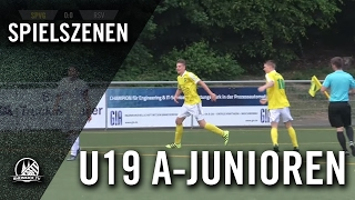 SpVg Flittard - RSV Urbach (U19 A-Junioren, Sonderliga) - Spielszenen | RHEINKICK.TV
