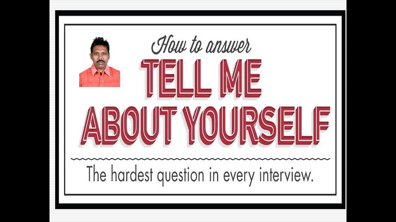 tell me about your selfy 10 sample answers to tell me something about yourself tell me about yourself is a common interview question can you tell me a little about yourself.