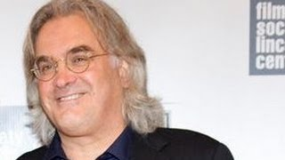 "NYFF51: Paul Greengrass | ""Captain Phillips"" Red Carpet"
