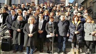 Puertollano reclama desarrollar el Pacto contra la Violencia de Género