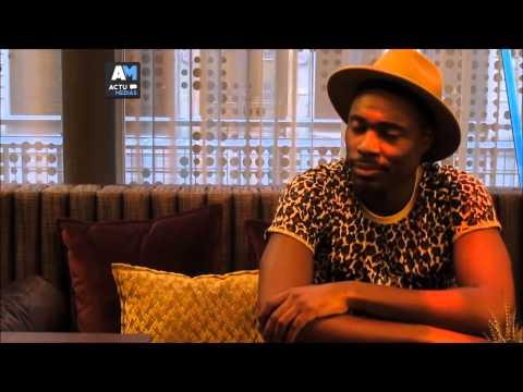 Interview vidéo Jessy Matador