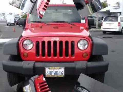 2009 Jeep Wrangler 2 Door 4X4 At Rancho Chrysler Jeep Dodge