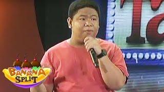 """Banana Split:  Nonong Ballinan performs in """"Tawag ng Tawanan"""""""