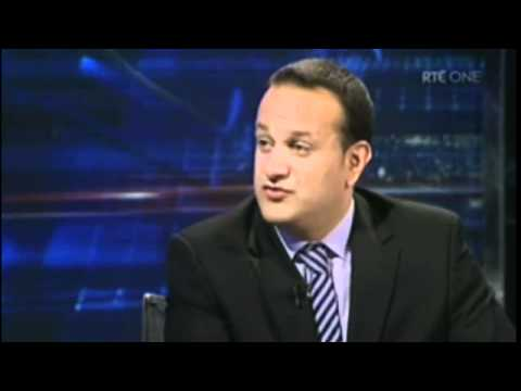 Leo Varadkar on Prime Time