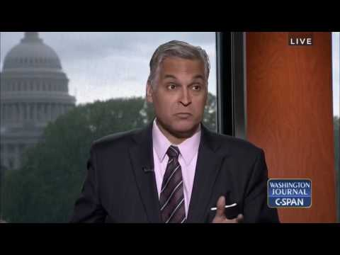 Myron Ebell Discusses Paris Climate Treaty on C-SPAN
