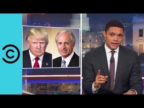 Senator Bob Corker Trolls Donald Trump On Twitter   The Daily Show