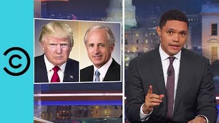 Senator Bob Corker Trolls Donald Trump On Twitter | The Daily Show