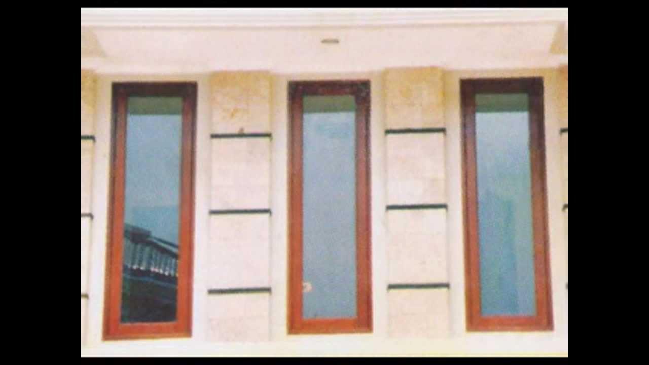 Model Jendela Rumah Mewah Cek Bahan Bangunan