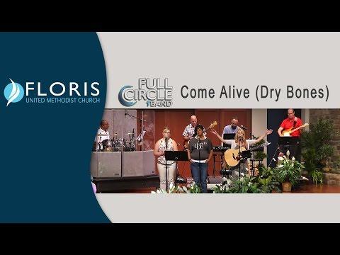 Come Alive (Dry Bones) LYRIC VIDEO