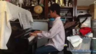 VRMA school of music Brandon Nguyen 11 years old pianist