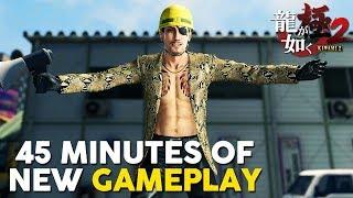Yakuza Kiwami 2 - 45 Minutes of New Gameplay