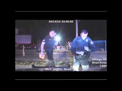Ramirez shooting patrol car video