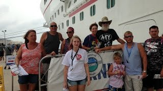 2015 CARNIVAL MAGIC CARIBBEAN CRUISE JUNE 14-21