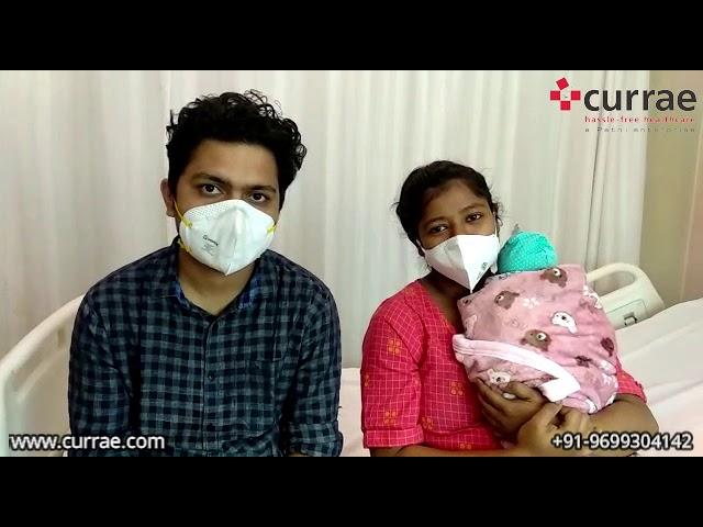 Pt. Ojha   Birthing   Dr. Sangeeta Shetty & Dr. Vidya Shetty   Currae Hospitals