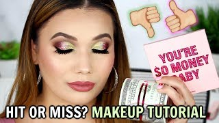 KYLIE Cosmetics Birthday Collection First Impressions Makeup Tutorial
