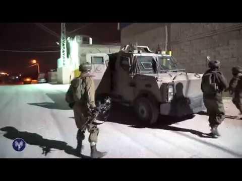 IDF operation in Hebron