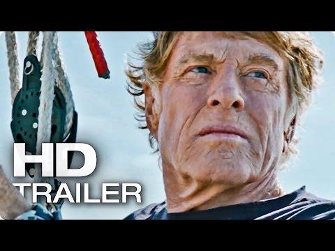 ALL IS LOST Offizieller Trailer Deutsch German | 2014 Robert Redford [HD]