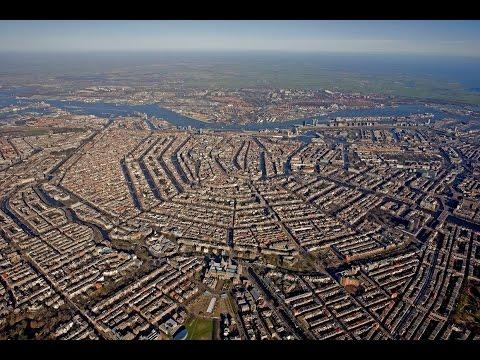 Cities Skylines - Amsterdam old #13 Vondelpark, Diemen. 100k