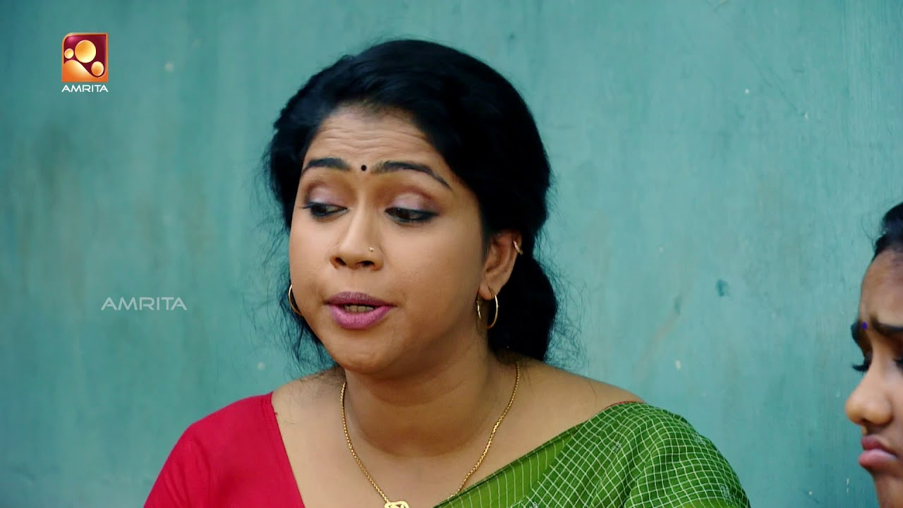 "Aliyan vs Aliyan | Comedy Serial | Amrita TV | Ep : 343 | ""വർഷമാപിനി "" [2018]"