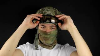 Обзор очков Low profile goggles