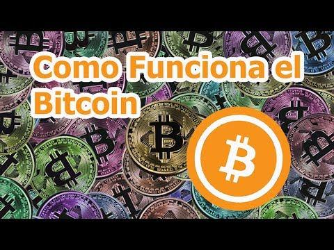 Como funcionan el Bitcoin & Blockchain