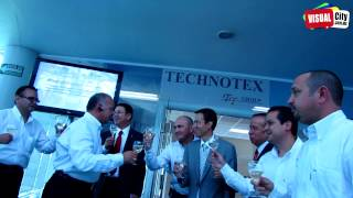 Inauguración Technotex Incubadora de Empresas Tec de Monterrey Cuernavaca