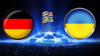 ГЕРМАНИЯ УКРАИНА обзор матча 14 11 2020 МАТЧ футбол ВИДЕО ГОЛЫ ЛИГА НАЦИЙ 2020 ТРАНСЛЯЦИЯ FIFA 21