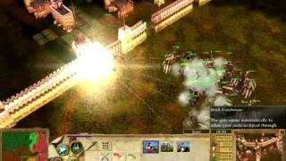 Empire Earth II + The art of supremacy gameplay