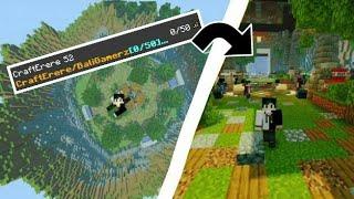 Join server 24 jam saya MCPE 1.14.+ Minecraft Indonesia