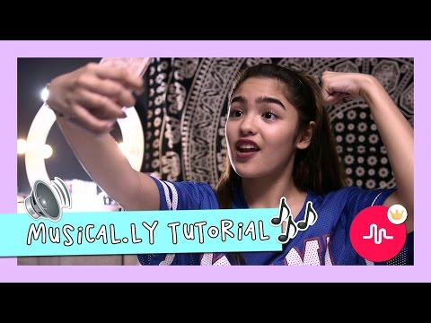 Musical.ly Tutorial | Andrea B.: MOST REQUESTED VIDEO!!!  Hi guys! Finally, I show you how I create my musical.ly videos! Hope you enjoy :)  xxx  NEW VIDEOS EVERY THURSDAY!  Follow me on: Twitter: @iamandrea_b Instagram: @andreabrillantes Musical.ly: @andreabrillantes12