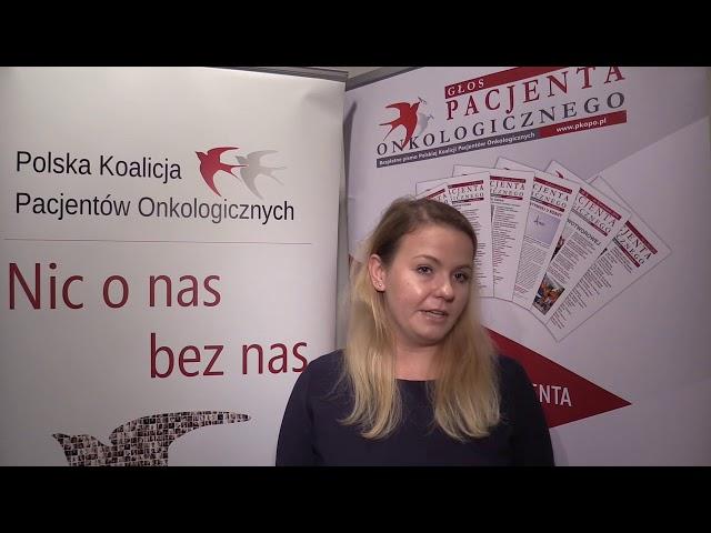 Elżbieta Murias | Debata Narodowa Strategia Onkologiczna