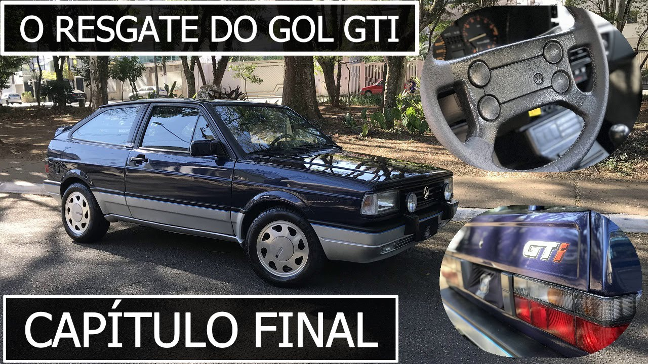 O RESGATE DO GOL GTI: EPISÓDIO FINAL | GARAGEM DO BELLOTE TV