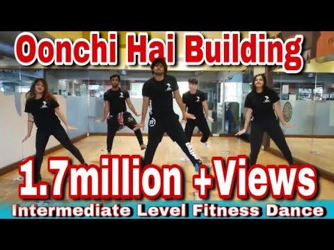 oonchi hai building    Judwaa 2    Zumba Dance Routine   Dil Groove Maare