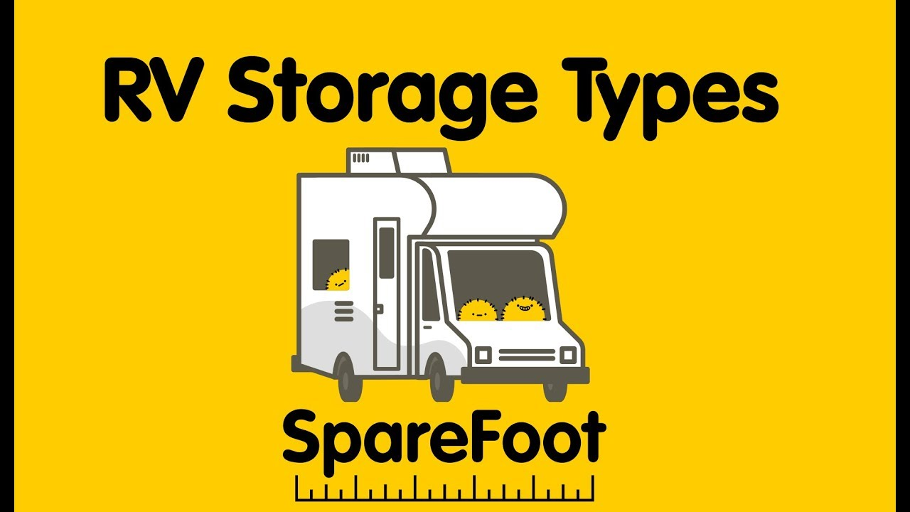 Cheapest RV & Trailer Storage in Conroe, TX (w/ Pictures)