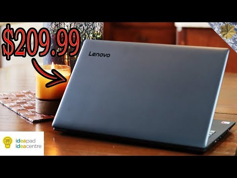 The Cheapest Laptop EVER! | Lenovo IdeaPad 130 Review