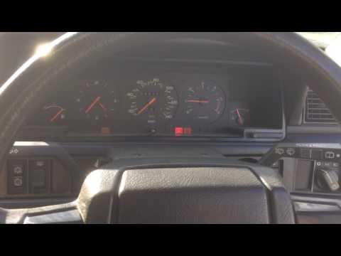 Volvo 740 Turbo Diesel (D24)