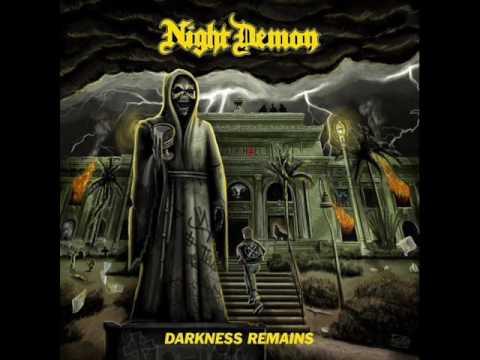 Night Demon - Maiden Hell