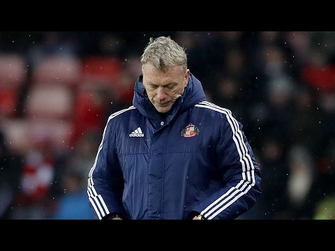 David Moyes apologises for threatening to slap BBC reporter – video