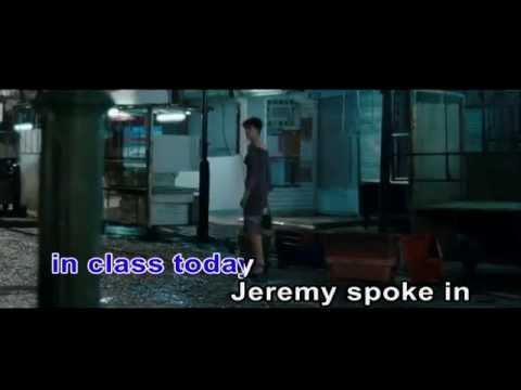 Pearl Jam - Jeremy (Karaoke with lyrics)