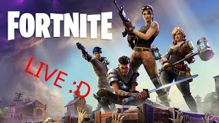 Fortnite Overnight Stream :D Come play with me (epic games name in the desc)
