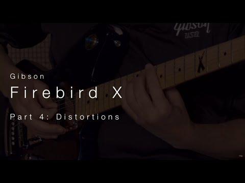 Gibson Firebird X - Distortion Presets  •  Wildwood Guitars Overview (Part 4 of 10)