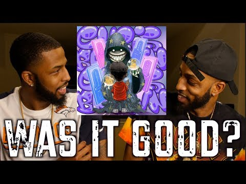"""CHRIS BROWN """"UNDECIDED"""" REVIEW AND REACTION #MALLORYBROS 4K"""