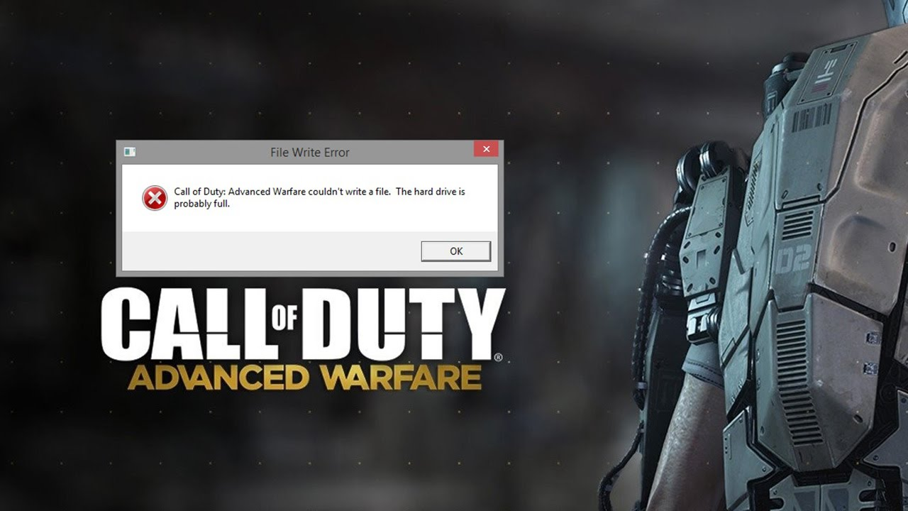 Call of Duty Advanced Warfare Update Will Fix Bugs And Other Issues